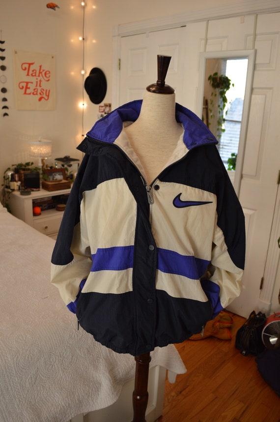 Vintage Nike Puffer Coat