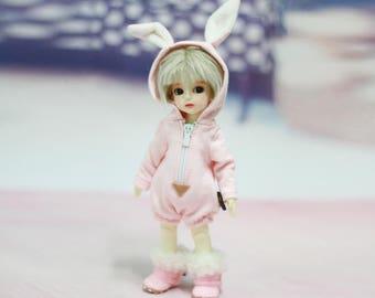 Miyoni Lati Yellow SP, Luts Tiny Delf 20, 18~20cm doll, Baby Rabbit BJD clothes