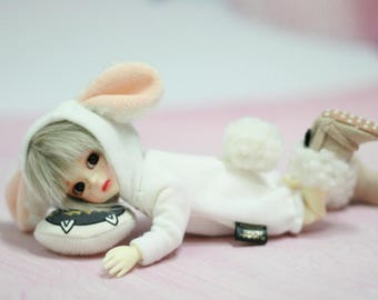 Miyoni Lati Yellow SP, Luts Tiny Delf 20, 18~20cm doll, Baby Sheep Bodysuit BJD clothes
