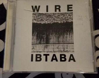 Wire - Ibtaba Cd