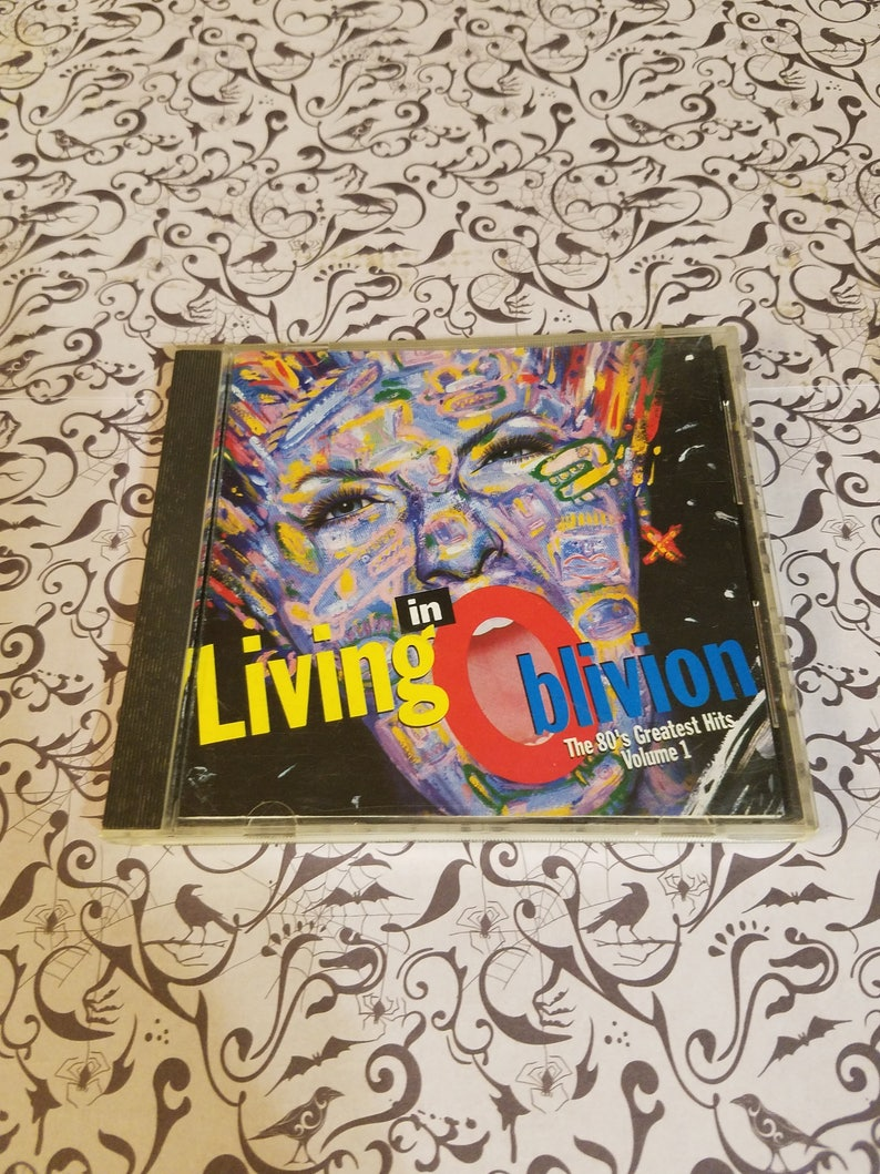 Various- Living in Oblivion (The 80's greatest hits Volume 1)