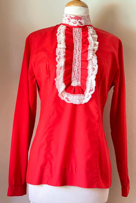"""VIntage 60's """"H Bar C"""" Victorian Ranchwear Country"""