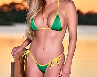 Ladies 2 piece bikinis