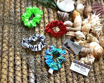 Beta, American Made, Starwear.us, Many colors to choose from, Hair Scrunchies, accessories, bathing suit cover up