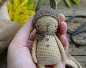 RABBIT crochet pattern