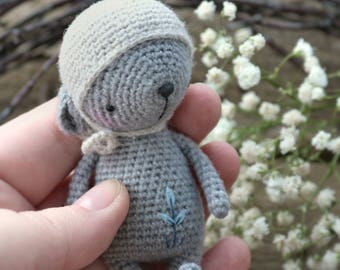 LITTLE MOUSE crochet pattern