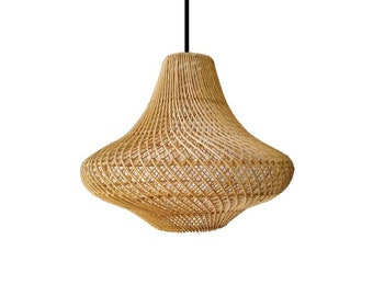 Pasadena Rattan Pendant Light Drop Pendants Interior Design Trends