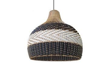 Morocco Rattan Pendant Light Drop Pendants Interior Design Trends