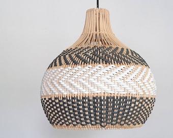 Serena Dark Grey Lamp Shade