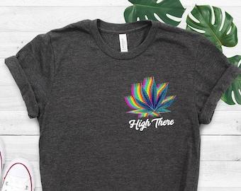 b5812e263 Cannabis Shirt ∙ Pot Shirt ∙ Trippy Pot Leaf Shirt ∙ Stoner Shirt ∙ Stoner  Gifts ∙ Marijuana ∙ 4-20 Shirt ∙ THC Shirt ∙ Softstyle Unisex Tee
