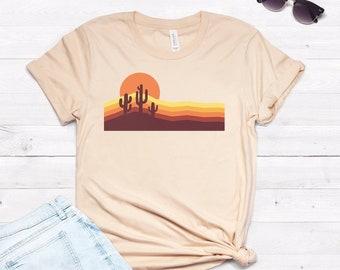 4c6f7dd9bf Desert shirt   Etsy