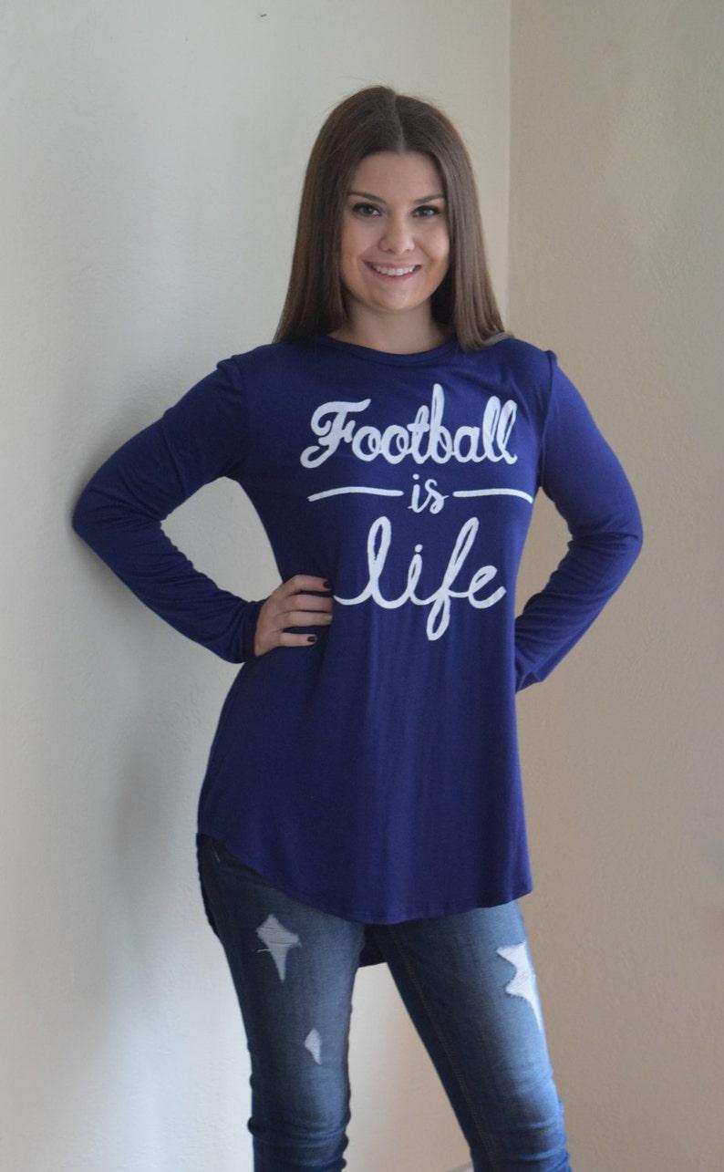 Football is Life Tee