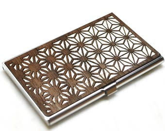 Business card holder etsy business card case business card holder business card holder women womens wallet credit card case metal card case floral card case colourmoves