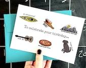 Custom Birthday Card for Boyfriend, Birthday Card Boyfriend, Funny Birthday Card, Personalized Birthday Card for Him, Birthday Card Husband