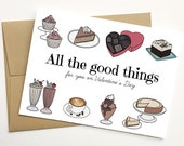 Printable Valentine's Day Card, Printable Valentine, Printable Galentine's Day Card, Galentine's Day, Valentine's Day Card Download