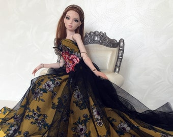Margaret. Porcelain bjd doll