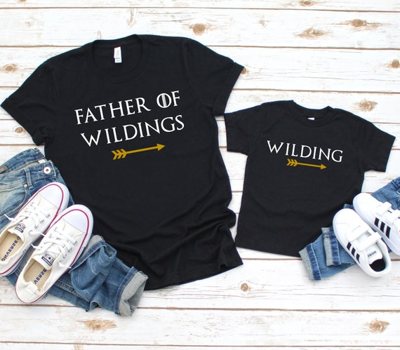 S-5XL Standard Unisex T-shirt Fashionable Fathers Day Dad And Daughter