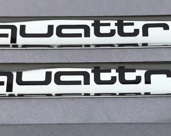 Domed 3D Decals. Ø 65mm 2pcs x BMW Stickers