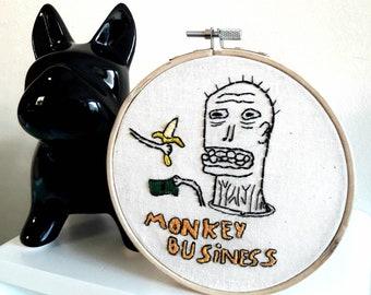 Embroidery Hoop Tienda