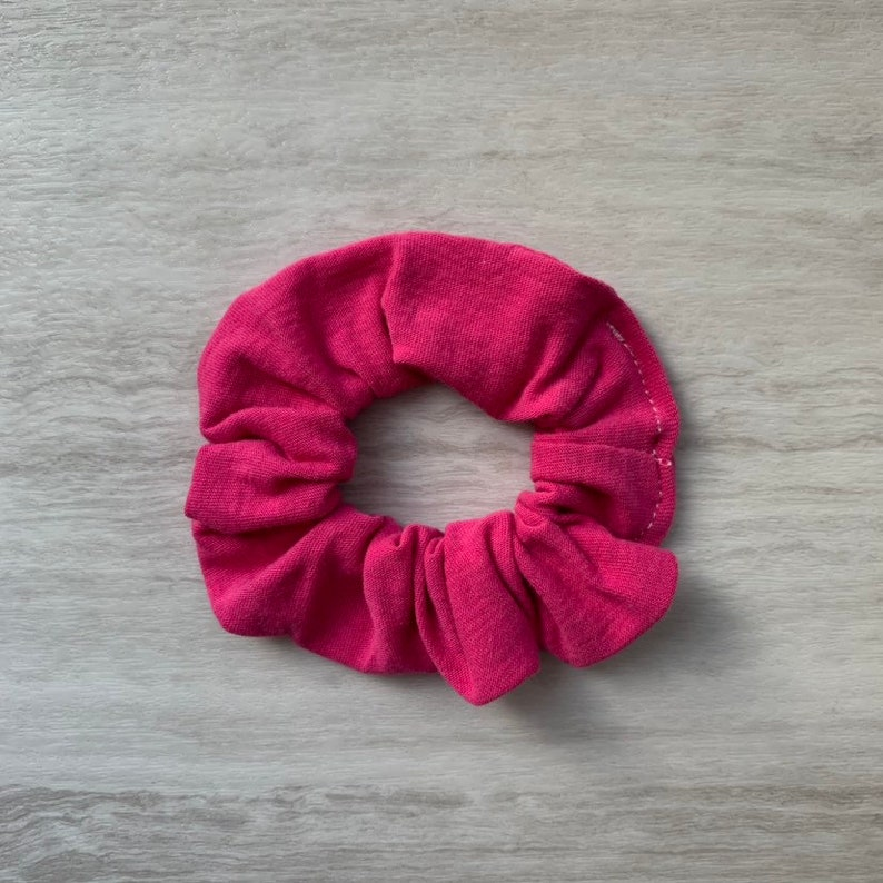 pink darling Chouchou hair accessory hair elline darling hair pink accessory recycles favorite pink hair darling