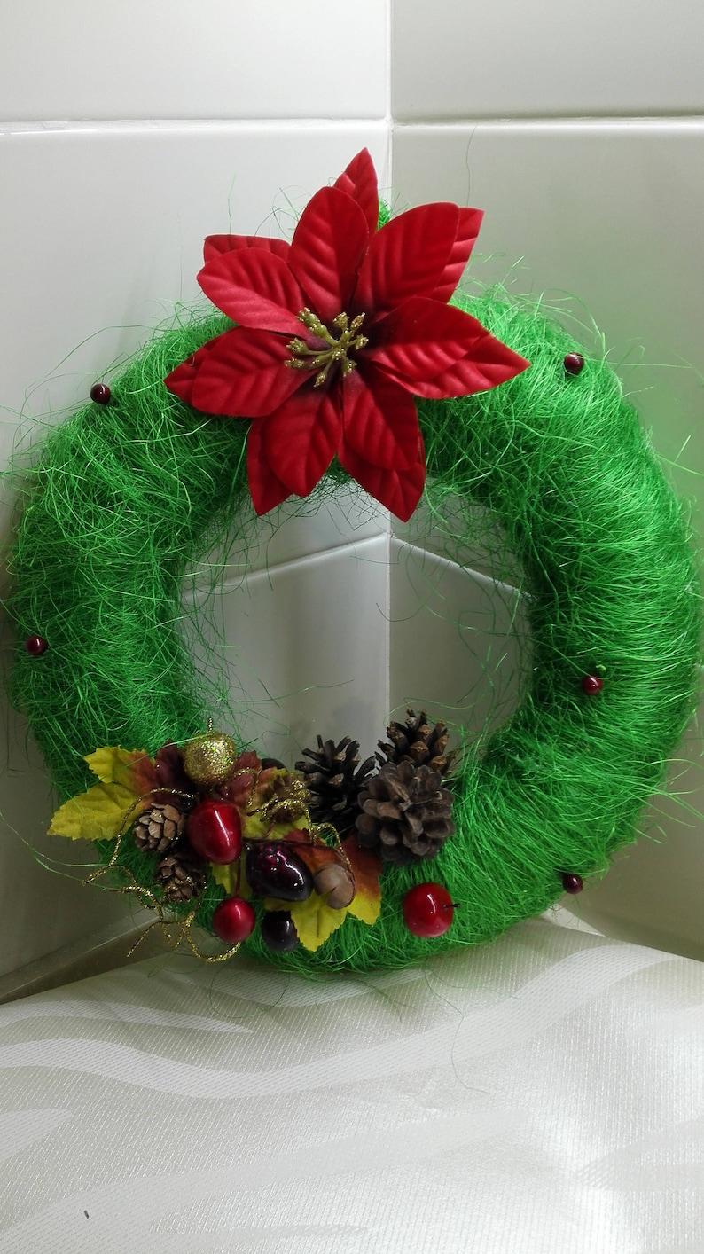 Weihnachten Geschenke 2019.Adventskranz Für Tür Weihnachten 2019 Geschenke Dekorationen Grünen Kranz Tür Dekoration Weihnachten Weihnachtsdekor Kranz Für Tür