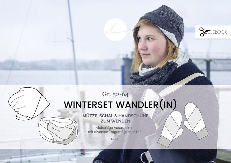eBook Wandlerin Mütze Schal Handschuhe 52-64 image 0