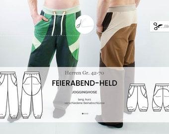 "eBook Hose ""Feierabend-Held"" Herren Gr. 42-70"
