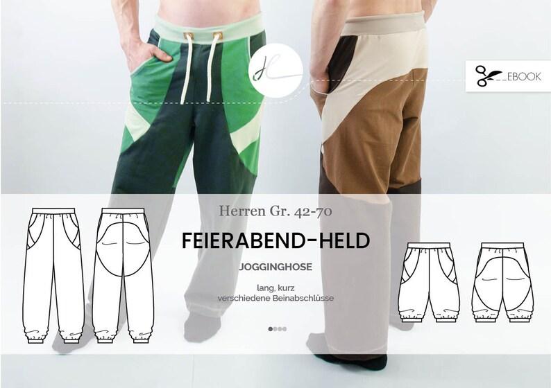 eBook Hose Feierabend-Held Herren Gr. 42-70 image 0
