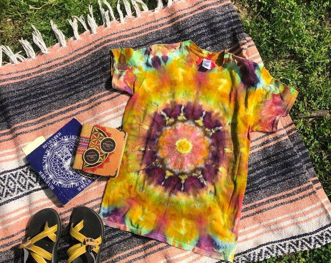 Wandering Wildflower Cotton TShirt