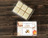 CAMPFIRE MARSHMALLOW Soy Wax Melt Disney Inspired Candles Natural Soy Wax - Main Street Melts Candle Co. Scent Tart Warmer Fort Wilderness
