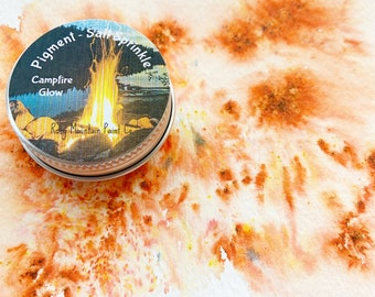 Pigment Salt Sprinkle- Campfire Glow