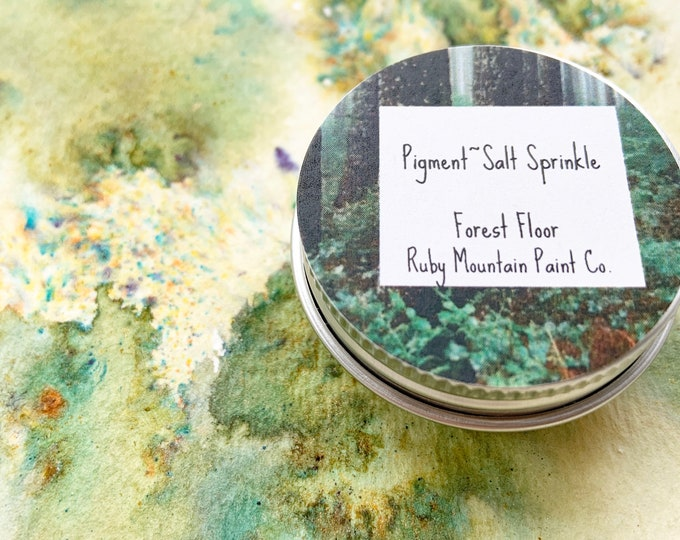 Featured listing image: Pigment Salt Sprinkle- Forest Floor