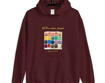 All the Colors Hoodie