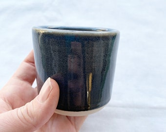Ceramic Water Cup for Watercolor Painting