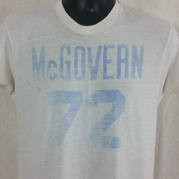 Vintage McGovern Political Presidential Campaign M
