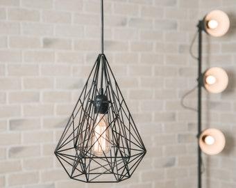 Geometric Chandelier Strada - Chandelier Lighting