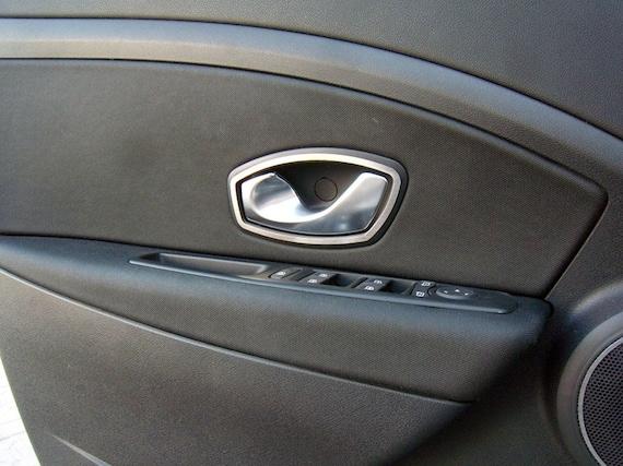 RENAULT MEGANE III 3 deur handgreep Cover kwaliteit | Etsy