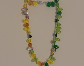 Changing of the Seasons Necklace