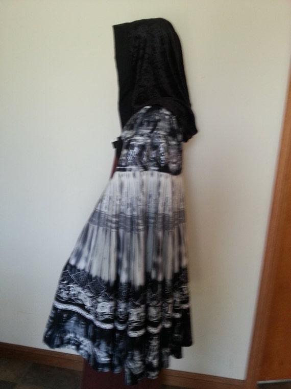 Grey/black Hooded Cloak 125718 WeaPw6N