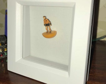 Wolverhampton Wanderers Framed Subbuteo figure - 10 only available