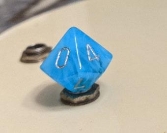 d10 Knob PROTEAN THREAT GLOW Blue