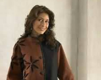Kwik Sew 3387 Ladies Jacket for Heavy Knits Only XS-XL New in Envelope