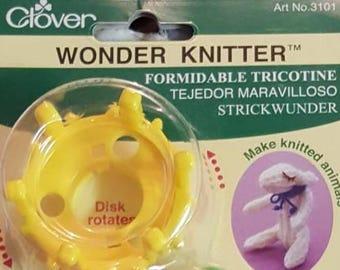Clover Wonder Knitter New in Package