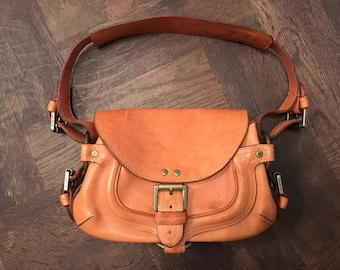 aa3b86996577 Mulberry Vintage Tan leather Tyler shoulder bag