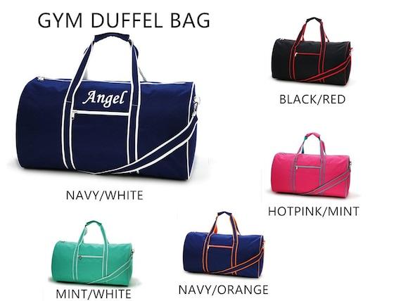 Gym Vacation Travel Duffel Bag Mandala Pattern Waterproof Lightweight Luggage bag for Sports