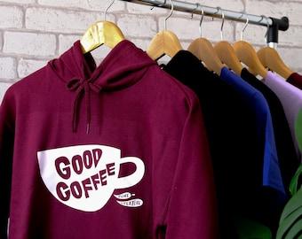 Good Coffee Hoodie