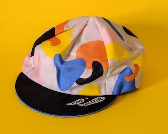 Abstract No.3 Cycling Cap **NEW**