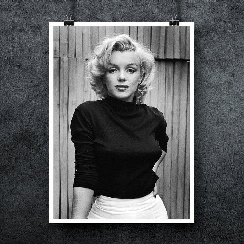 9b6ae64e3646 Spedizione gratuita stampa di Marilyn Monroe Monroe Playboy