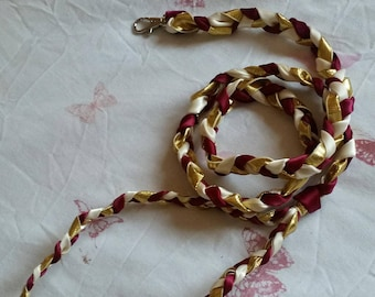 Holiday Royalty - Pet Play Leash