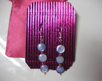 Aquamarine, Beads, Earrings, Jewellery